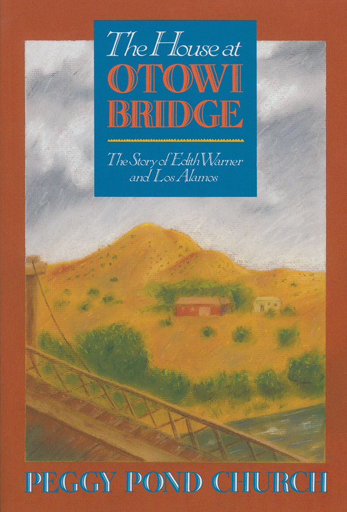 book cover the house at otowi bridge